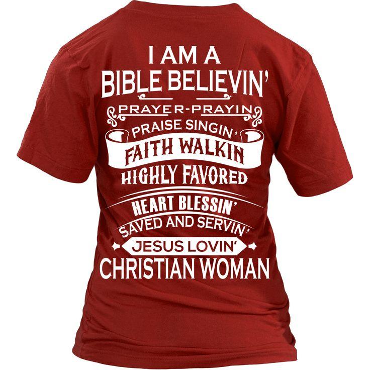 Preghiera Prayin Bibbia Belivin Ch Manica Lunga T-shirt OjIOS9DSQ