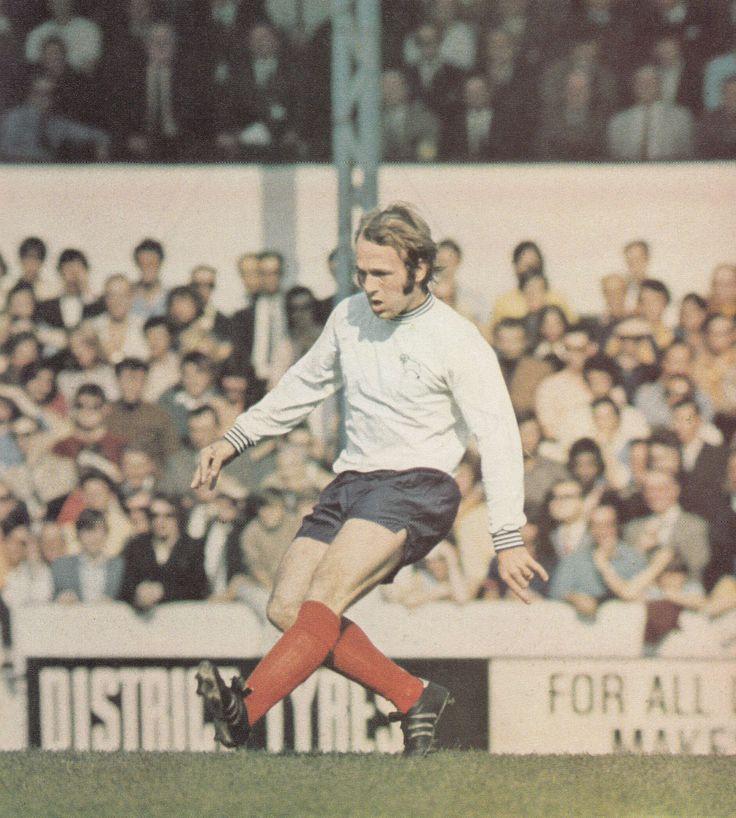 Circa 1971/72. Derby County midfield player Archie Gemmill.