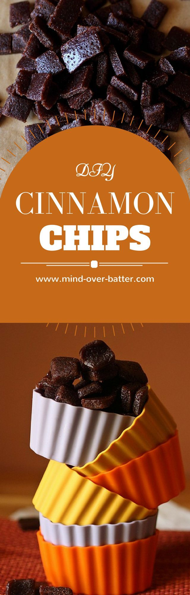 Tired of looking for cinnamon chips in the supermarket and coming up empty? I got you, boo! Make your own Cinnamon Chips! So easy! http://www.mind-over-batter.com