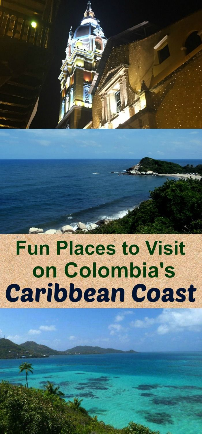 How to visit Cartagena, Tayrona National Park and more Colombian spots!