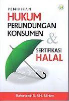 PEMIKIRAN HUKUM Perlindungan Konsumen & Sertifikat Halal