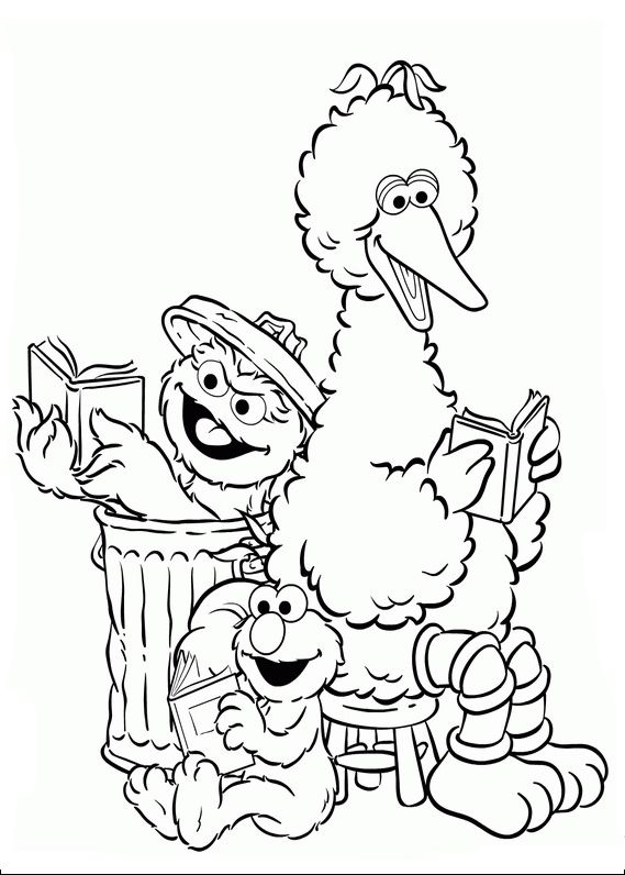 baby elmo printable coloring pages - photo#41
