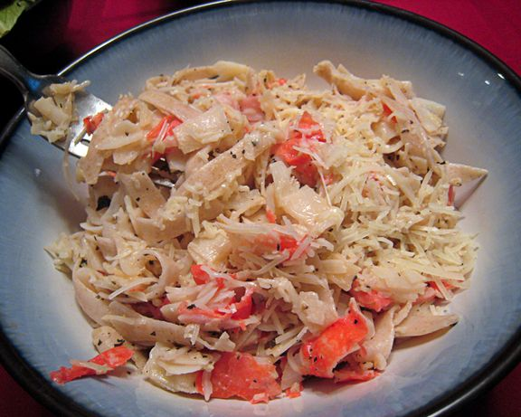 Dungeness crab recipes pasta