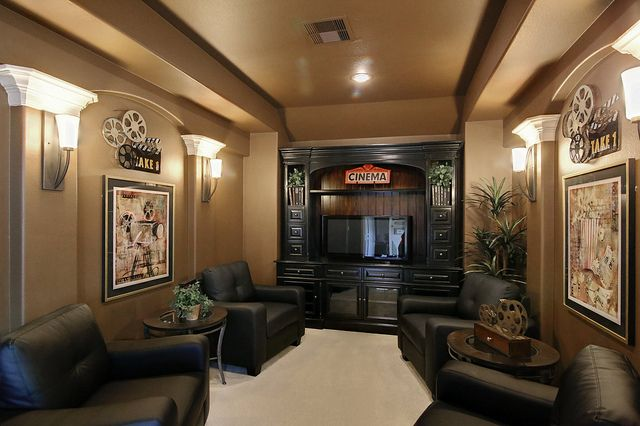 20 Best Theater Room Images On Pinterest Home Theatre