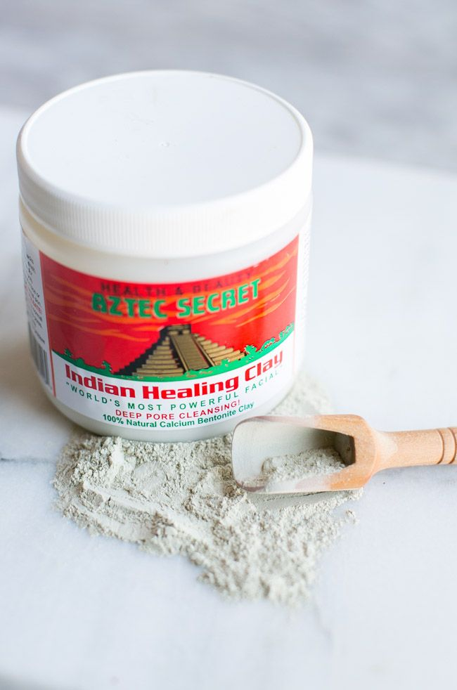 7 ways to harness the power of a Bentonite clay detox, from an internal digestive aid to a homemade itch cream to a detox face mask.