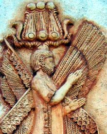 In 550 BC the Persian king Cyrus defeated the Medes and made himself ruler of a new empire. It was known as the Achaemenid Empire, after and ancestor of Cyrus who was named Achaemenes. Read More About PERSIAN EMPIRE : http://historyonweb.com/11/The%20Persian%20Empire