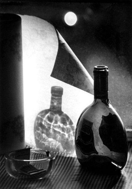 André Kertész (1894 -1985) - Untitled (Still Life), 1974
