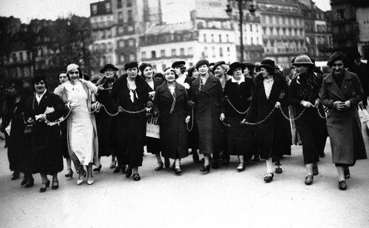 Féministes, politiciennes, stylistes, modèles, ... voici les 8 femmes qui ont marqué l'histoire de Paris !