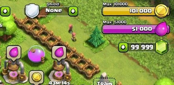 Clash Of Clans Hack (Unlimited Cash & Gold Cheats)