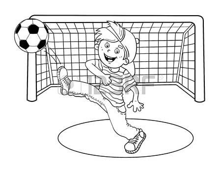 Oltre 25 fantastiche idee su pallone da calcio su - Pagina da colorare di un pallone da calcio ...