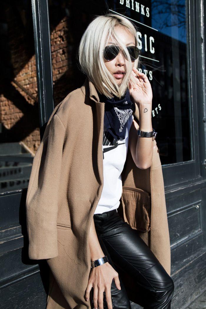 In Fashion: Silk & Cotton Bandana Scarves