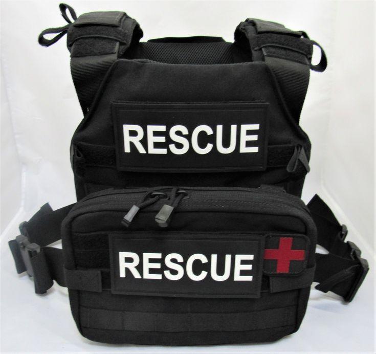 range safety officer vest