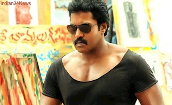 Comedian-actor Sunil's next film titled Ungarala Rambabu. See first look poster