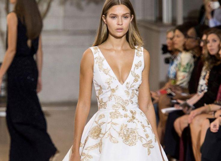 Τα στιλ νυφικών που θα αγαπήσετε από την Εβδομάδα Μόδας Spring/Summer 2017 της Νέας Υόρκης Βρείτε αυτό που ταιριάζει με την προσωπικότητα σας!