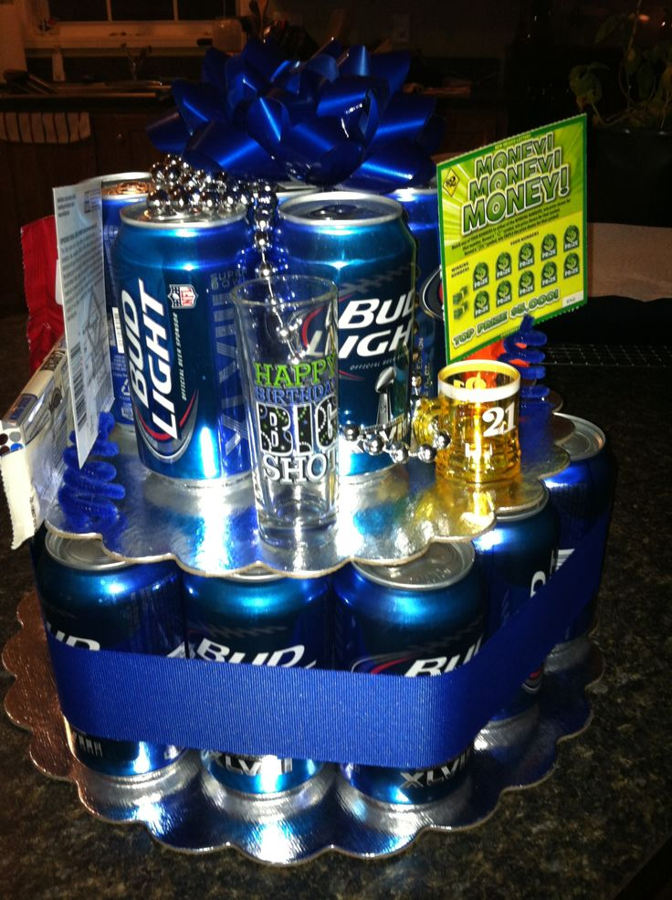 Beer Birthday Cake Images