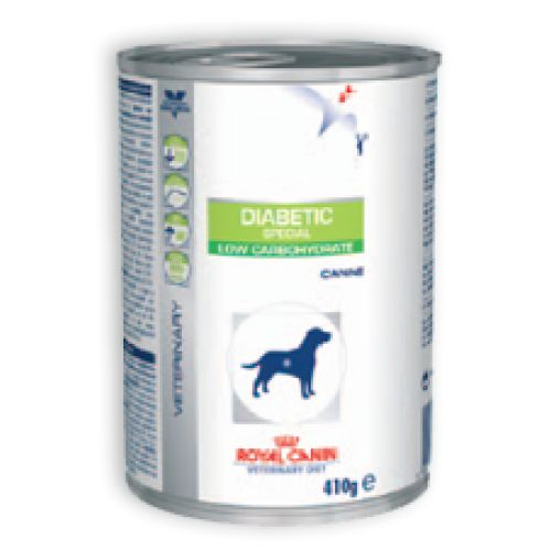 Royal Canin Diabetic Conserva Caine