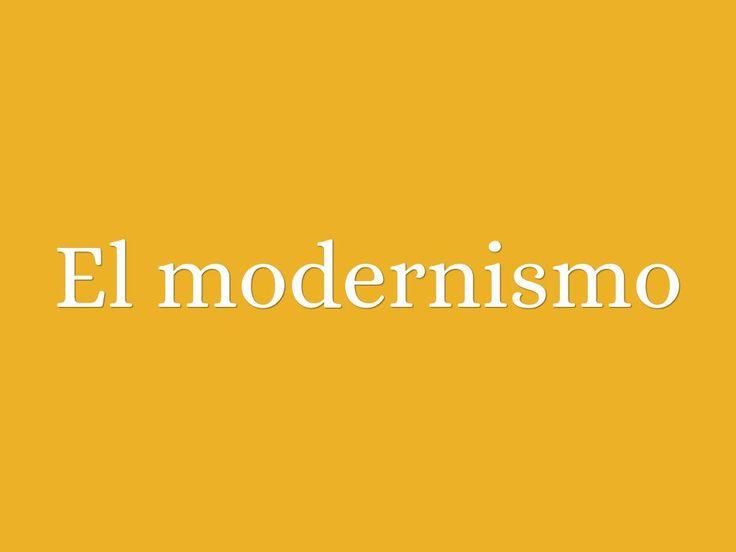 Mi Haiku sobre el modernismo