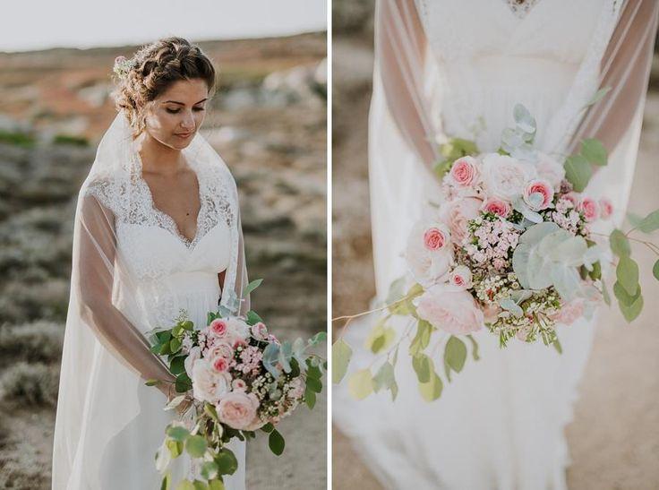 Le Rocher Wedding Photographer // Deborah & Julien