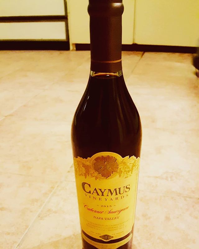 #wreats #cbridge #wrasome #wine #red #californiaadventure #napavalley #caymus #serving #restaurant #findining #elixirbistro