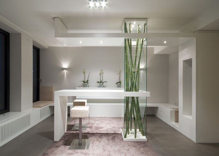 Dental surgery interior fit-out and interior architecture – HI-MACS®