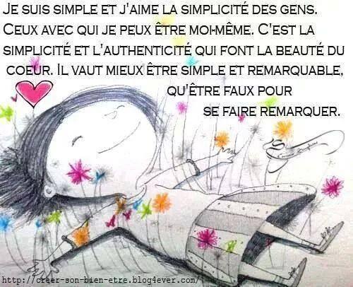 La simplicité ...                                                       …