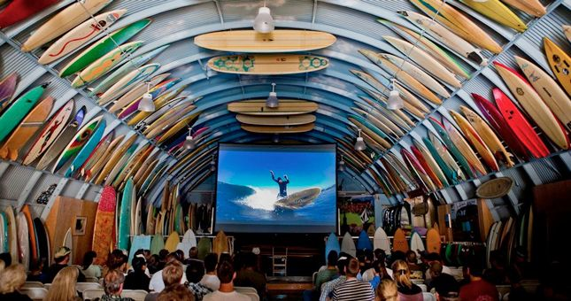 Celebrate the Art of Film and Surfing at the San Diego Surf Film Festival May 7 - 10, 2014.