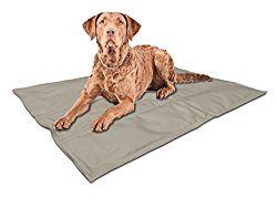 ASPCA AS671GRAY Solid Reversible Pet Self Cooling Mat