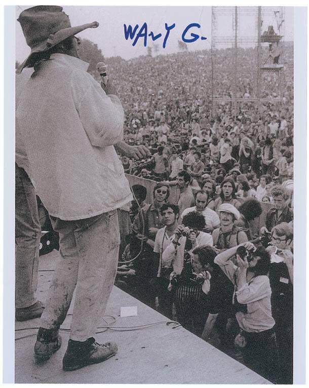Wavy Gravy, Woodstock, 1969