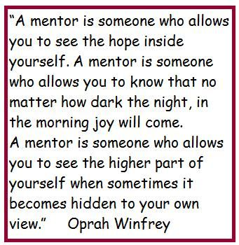 January is National Mentoring Month!