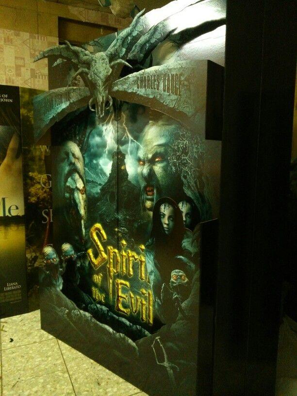 Movie standee