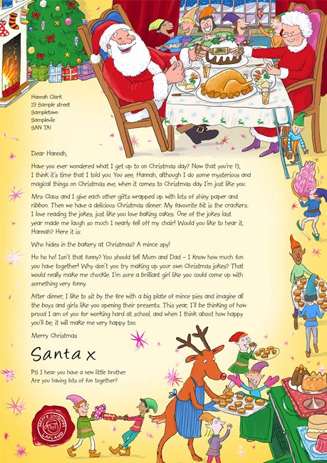 The 33 best nspcc letter from santa images on pinterest letter the perfect start to a magical christmas create your letter from santa in 4 easy steps spiritdancerdesigns Choice Image