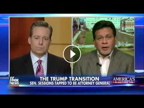 Former AG Alberto Gonzales: Jeff Sessions is 'tough but fair': Former AG Alberto Gonzales: Jeff Sessions is 'tough but fair'