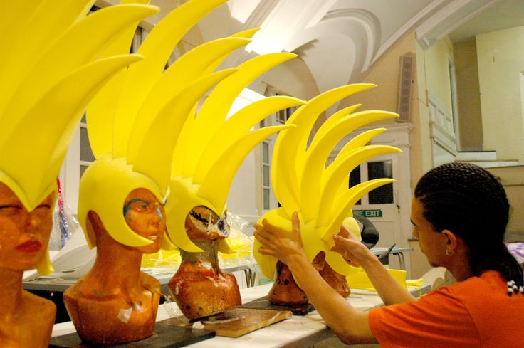 Mahogany Carnival   Workshops