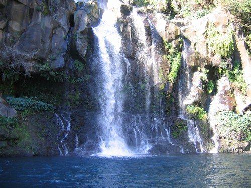 Les Trois Bassins dans les hauteurs de St-Gilles les Bains - île de la Réunion