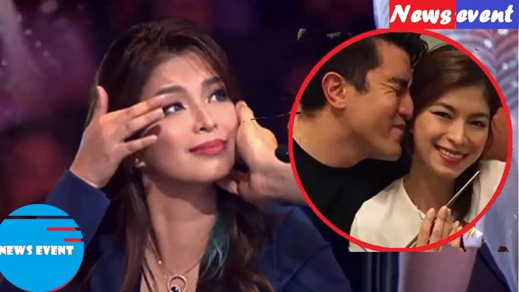 WATCH  Emotional Angel Locsin denied the issue about her breakup with Lu...