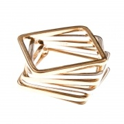 Square Band Ring By Boe #lesvoltigeuses #paris10 #45ruedespetitesecuries
