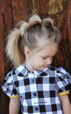 Coiffure bébé fille de petites princesses absolument …