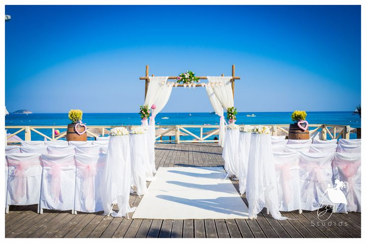 A beautiful location to say 'I DO' here is Zante!