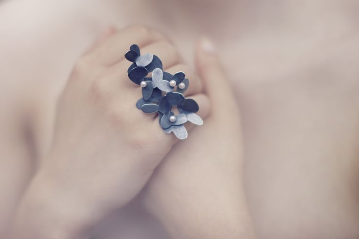 The secret garden - Kaja Gjedebo Jewelry Design