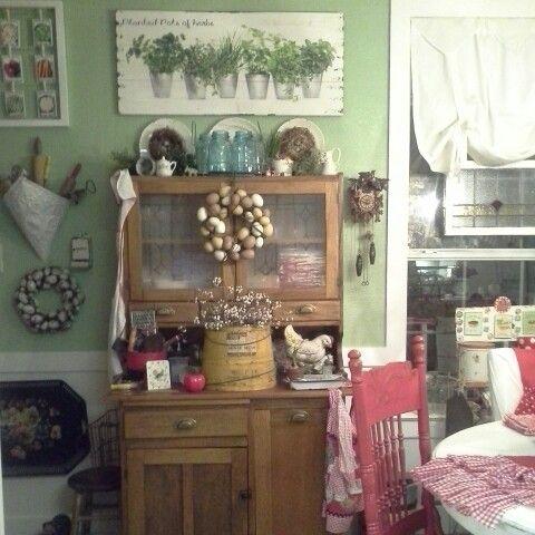 Kathy Long's cottage kitchen- Magnolia, Texas★