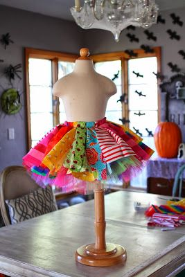 The world's most adorable clown costume EVER!   Here is a step by step instructions   on how to make this clown tutu costume.     Supp...