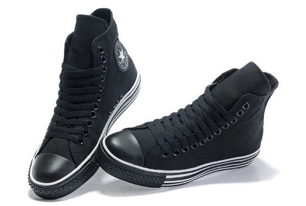 Converse All Star Black High