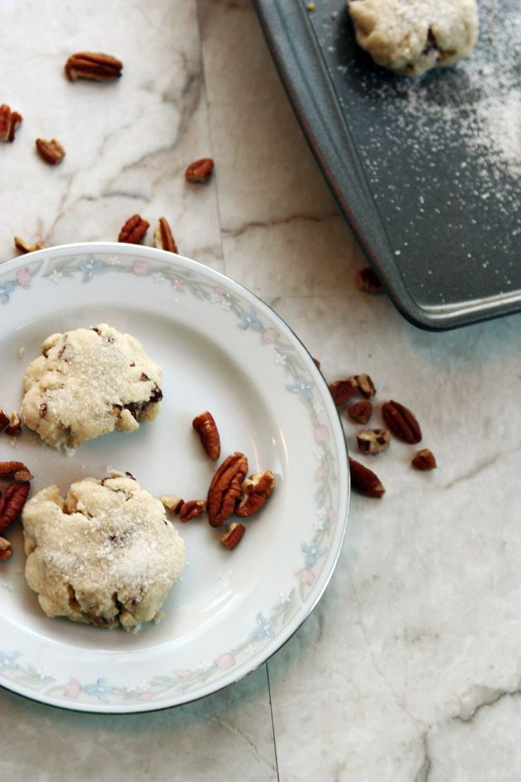 Pecans are kind of a big thing in my family. Growing up, we would spend the whole fall and winter gathering pecans and then the whole summer shelling them. When I went to college in Utah, I had no idea how expensive they were in the stores. I also quickly learned that wild pecans are sweeter...