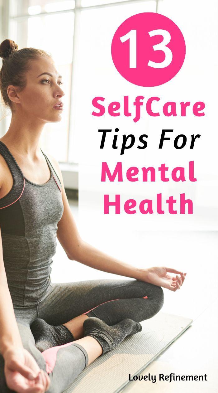 Sie sind wichtig und Ihre psychische Gesundheit ist wichtig. Es ist nur, wenn du auf dich aufpasst …   – Health And Fitness