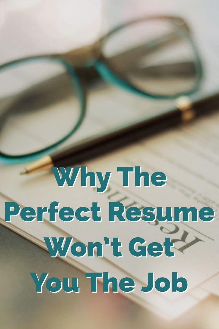 """If you think your resume will be your """"golden ticket"""" to your next job, think again. While it's true that an impressive resume can help open doors and put you in the running for new job opportunities, even an absolutely perfect resume won't automatically guarantee you the job. Here's why…"""