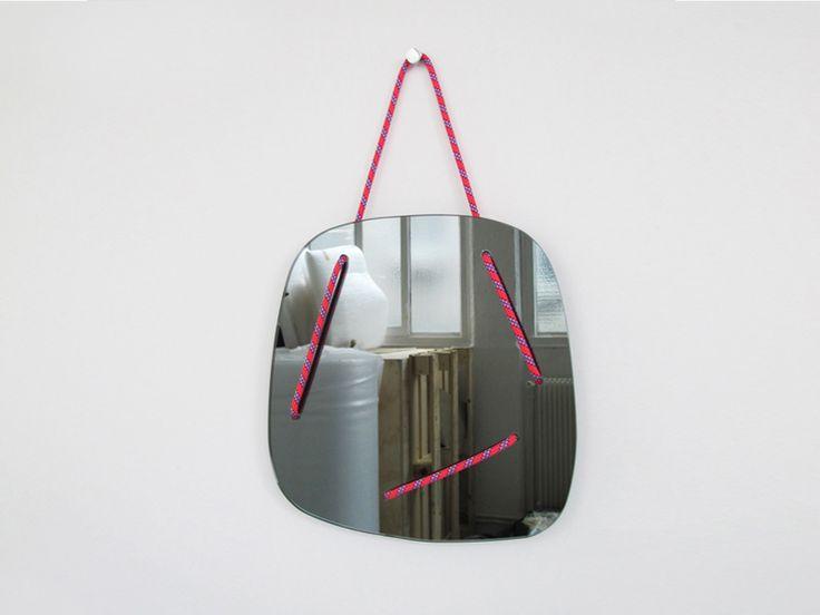 Miroir per par elise fauveau design mirror miroir - Miroirs muraux design ...