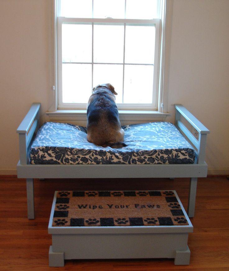 57 DIY Pet Bed Comfy Beds to