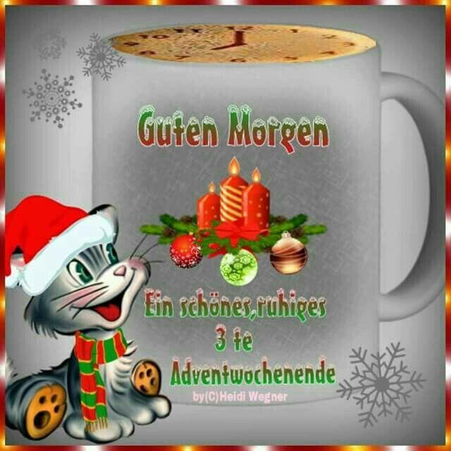 Pin Von Mihaela Zolog Auf Christmas Guten Morgen Bilder