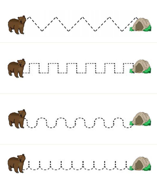 медведь впадает в спячку