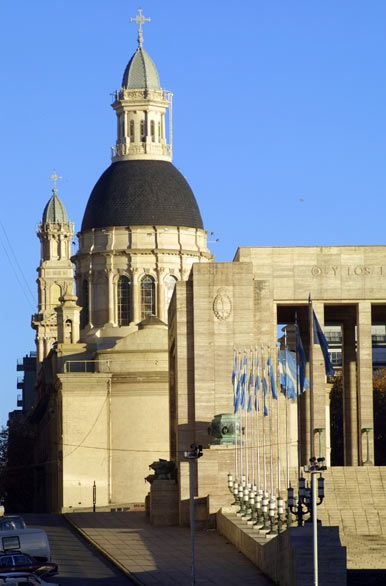 Catedral de Rosario - Rosario, Santa Fe. Argentina
